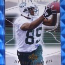 2004 Rookie Foundations JERRICHO COTCHERY Gold Exclusive Card RC #133 #58/100