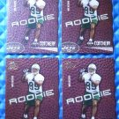 4- 2004 Hogg Heaven JERRICHO COTCHERY Rookie Card RC Lot #126 #/750