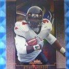 2004 Fleer Showcase STEPHEN JACKSON Rookie Card RC #106 #110/599 Falcons
