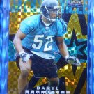 2004 Topps Finest DARYL SMITH Gold Xfractor Rookie Card RC #88 #/150 Ravens UNC