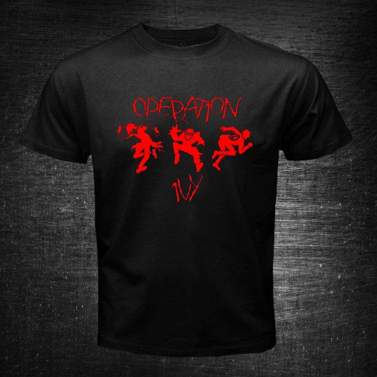 Operation Ivy Black t-shirt