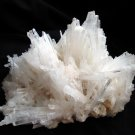 AMAZING SCOLECITE WITH STILBITE MINERALS FORMATION COLLECTIBLES SPECIMENS INDIA