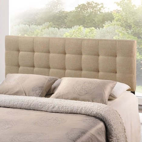 Emily Tufted Headboard - King Size | 3 Colors