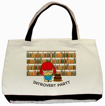 Introvert Party - Classic Tote Bag