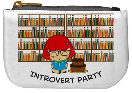 Introvert Party � Coin Purse