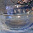 "Large Pyrex Custard Dish, 4 5/8""  across rim , 2"" high, 10 oz. size"