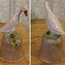 Ceramic Goose Bell