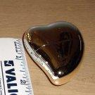 Tiny Silver Heart Atomizer