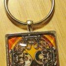 Handmade Steampunk Keychain #1
