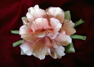 Dea Capodimonte Made Pink Rose