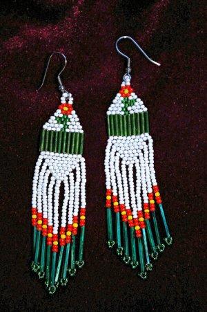 Montana Made Beaded Earrings #21