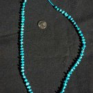 Turquoise Small Nugget Necklace #037