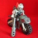 G.I. Joe - Firefly and Motorcycle - Kre-O, KREO Figure