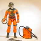 G.I. Joe - Barbeque - 1985 ARAH, Vintage Action Figure