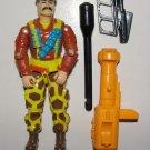 G.I. Joe - Leatherneck - 1993 ARAH, Vintage Action Figure