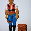 Red Dog 1987 - ARAH Vintage Action Figure (GI Joe, G.I. Joe)