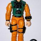 Scoop 1989 - ARAH Vintage Action Figure (GI Joe, G.I. Joe)