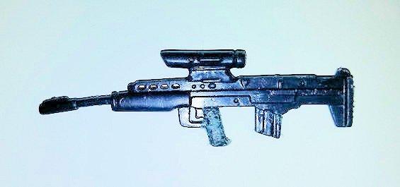 Ambush 1990 - Rifle Gun