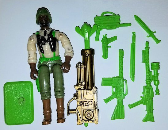 Colonel Courage 1993 - ARAH Vintage Action Figure (GI Joe, G.I. Joe)