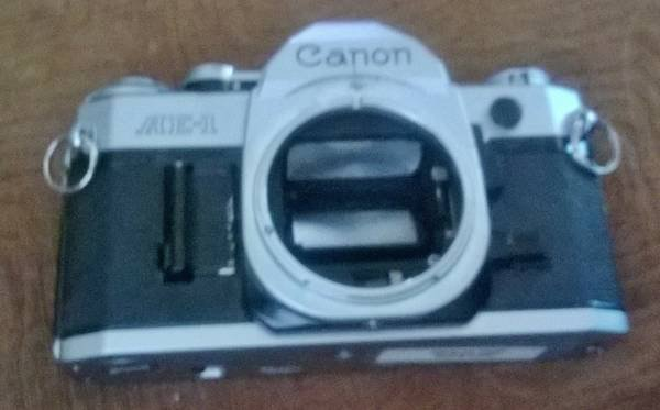 Canon AE-1 (Camera body only)
