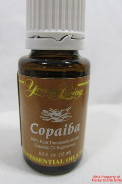 Copaiba Young Living Essential Oil 15 ML New + Free Sample YLEO Joy EO #f