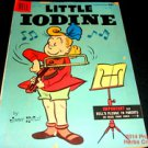 Little Iodine Comic Book Dell Vol 1 30 Oct Dec 1955 Yorgut Vintage our16.f