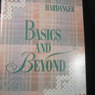 Hardanger Basics & Beyond Janice Love Signed 1992 Crafts .f