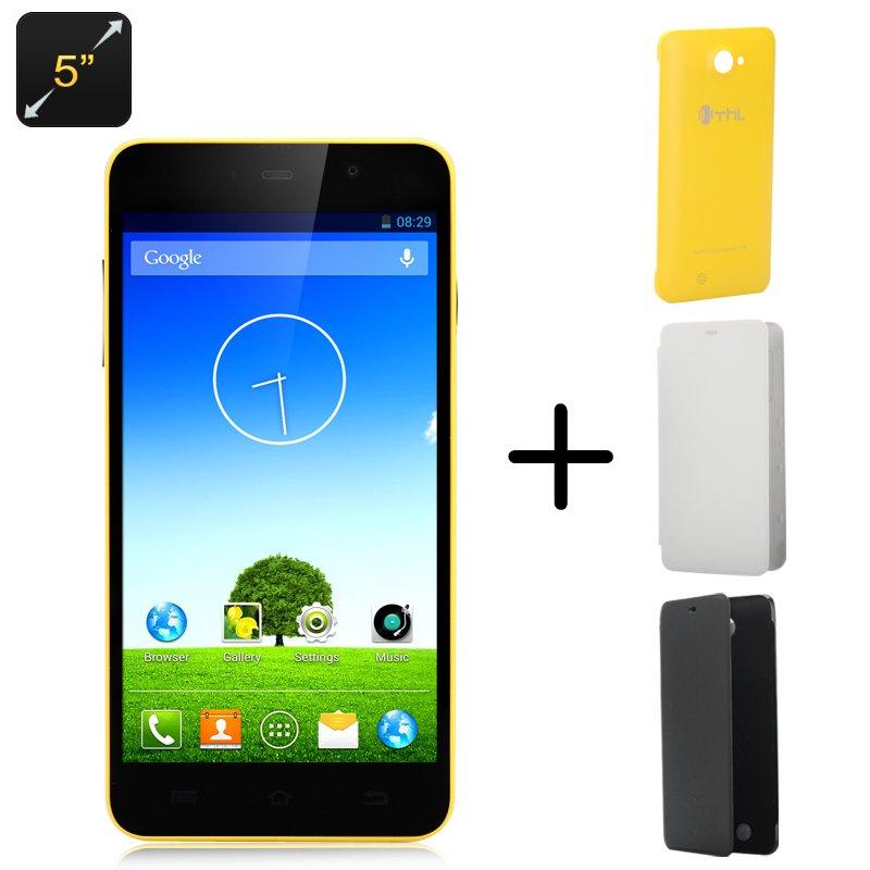 ThL W200 Phone-5 Inch,8GB Memory-gift +free global shipping