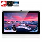 E-Ceros Create 2 Tablet-7 Inch,Android 4.4,Mali400 GPU,512MB RAM,8GB Memory,White,free global ship