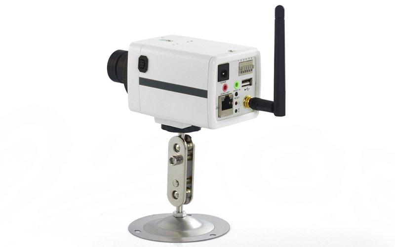 720p Indoor IP Camera - H.264, WiFi-Free world ship