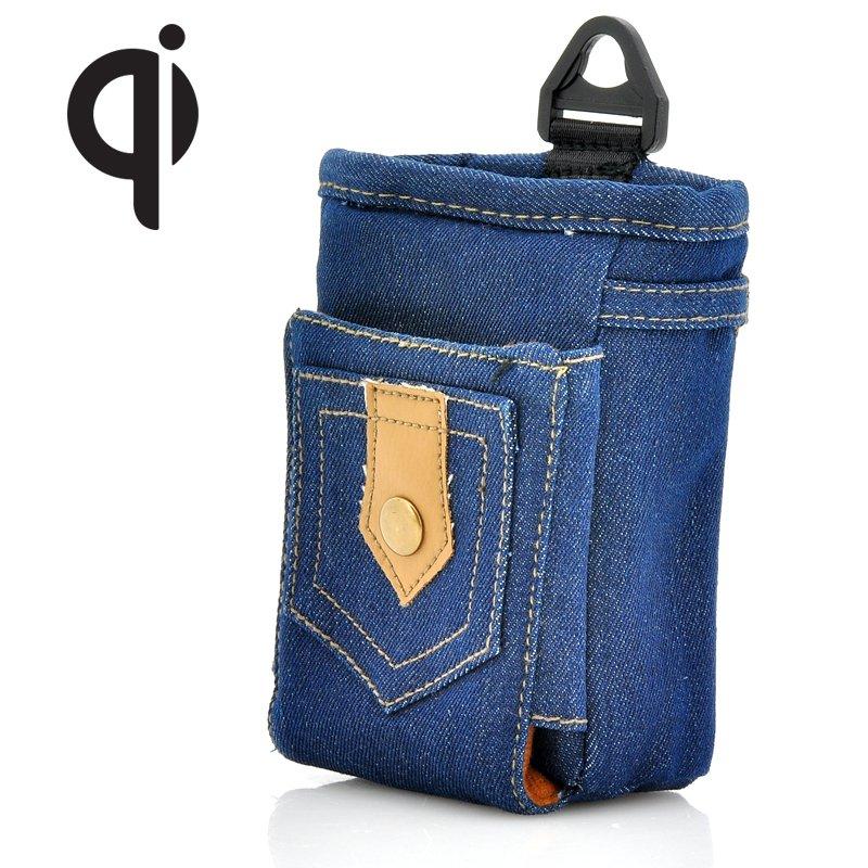 Portable Qi Standard Wireless Charging Bag-Free world ship