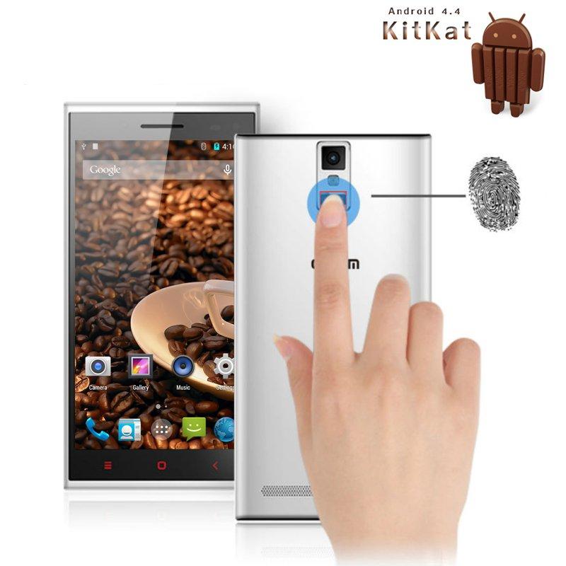 Otium Z2 Android 4.4 KitKat Phone - 5.5 Inch (White)-Free world ship