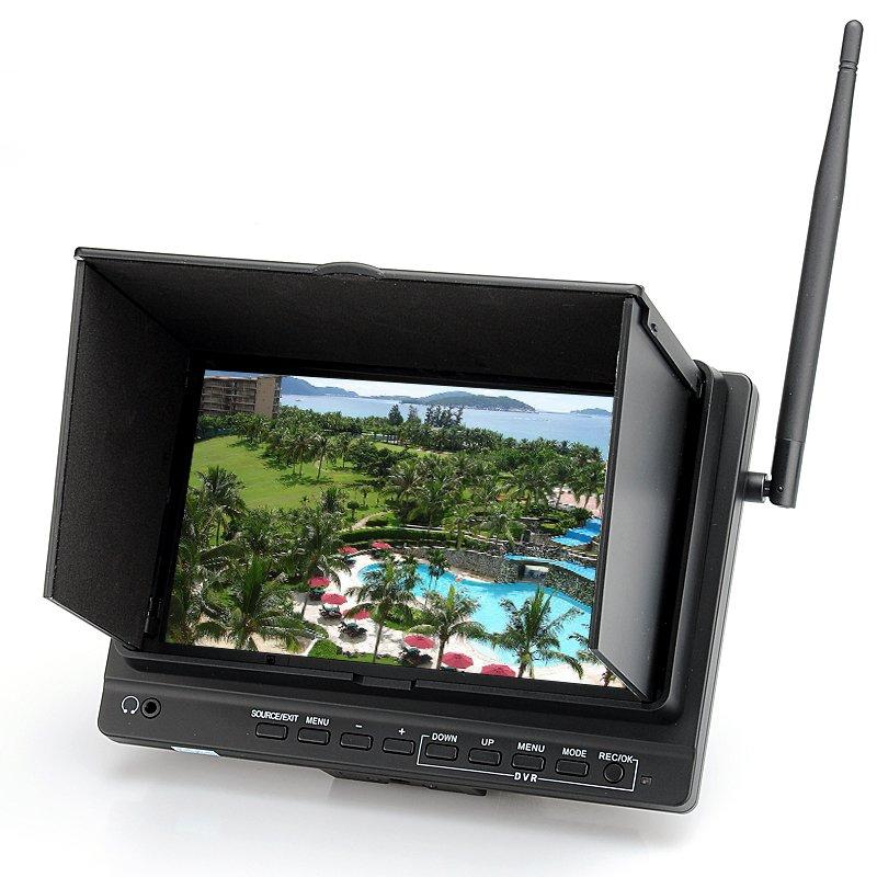 7 Inch HD PFV Monitor - Free world ship