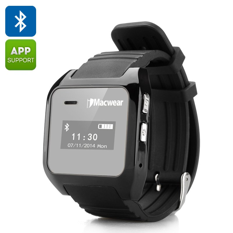iMacwear Bluetooth Smartwatch - free world ship