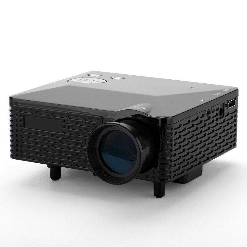 Mini Projector - 60 Lumens-free world ship