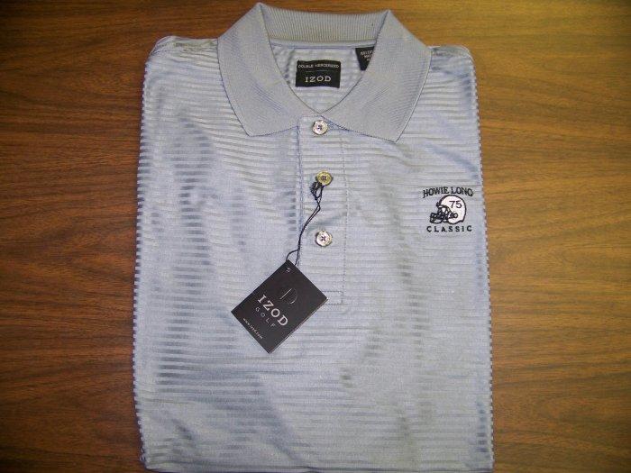 HL Golf Shirt - Gray - Medium - IZOD