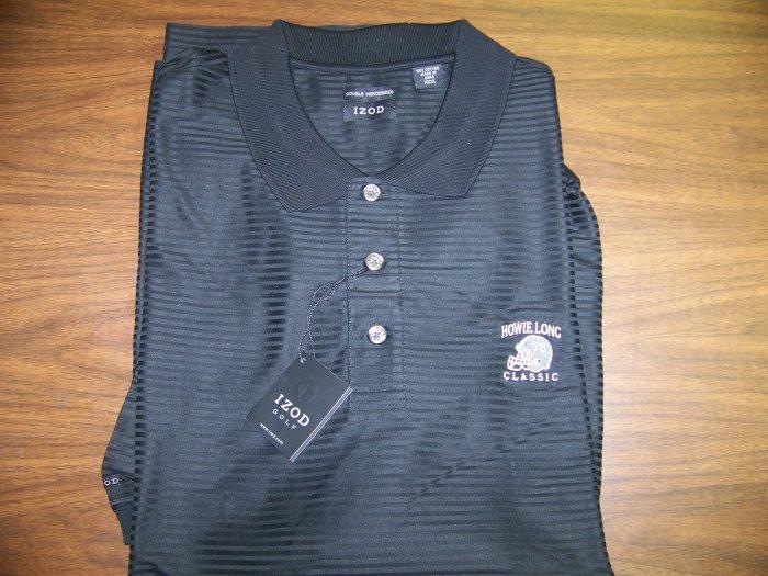 HL Golf Shirt - Black - XXL - IZOD