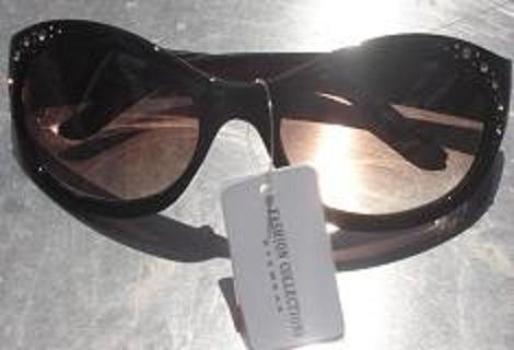 Designer Sunglasses - Black