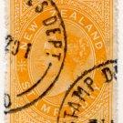 (I.B) New Zealand Revenue : Stamp Duty £20