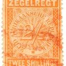 (I.B) Transvaal Revenue : Duty 2/-