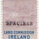 (I.B) QV Revenue : Land Commission Ireland 2d