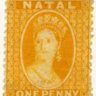 (I.B) Natal Revenue : Duty Stamp 1d
