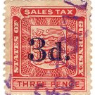 (I.B) Guernsey Revenue : Sales Tax 3d