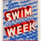 (I.B) Cinderella Collection : Learn to Swim Week