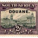 (I.B) South Africa Revenue : Customs Duty 2d