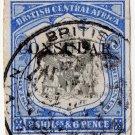 (I.B) Rhodesia/British Central Africa Revenue : Consular 2/6d