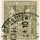 (I.B) New Zealand Revenue : Stamp Duty 7/6d