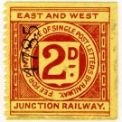 (I.B) East & West Junction Railway : Letter 2d