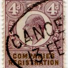 (I.B) Edward VII Revenue : Companies Registration 4d