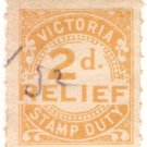 (I.B) Australia - Victoria Revenue : Relief Tax 2d